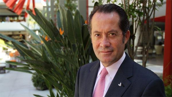 Juan Carlos Escotet, presidente de Banesco