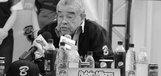 Murió el periodista deportivo especializado en béisbol Rubén Mijares | Foto cortesía