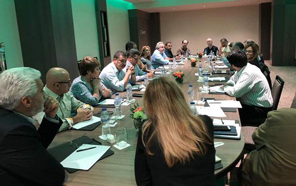 MUD se reunió en República Dominicana previo a diálogo con el gobierno | Foto: Angel Oropeza