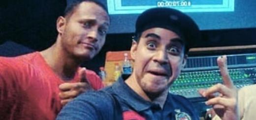 Óscar Pérez compuso una canción con DJ Pana | Foto cortesía