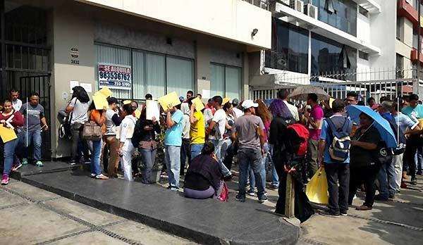Venezolanos en Perú | Foto: GDA