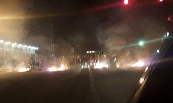 Se generaron protestas en todo el país este 11Ene | Foto: Twitter