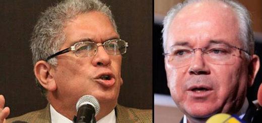 Roy Daza retó a Rafael Ramímez a presentarse en la fiscalía | Composición Notitotal