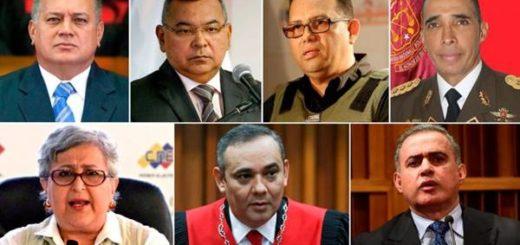 Unión Europea anunció las sanciones contra siete altos cargos del gobierno de Maduro | Foto: Infobae