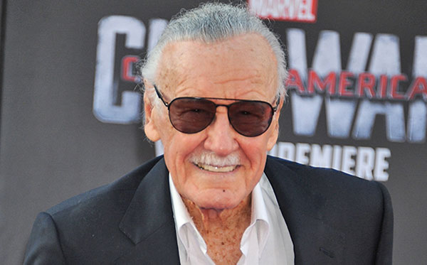 Stan Lee es acusado de abuso sexual | Foto cortesía