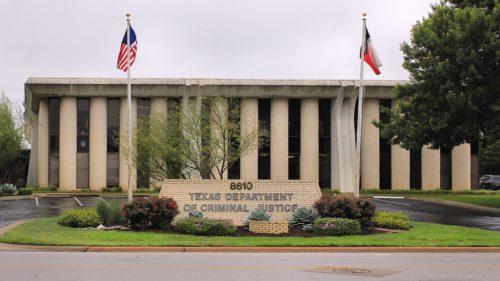 Departamento de justicia en Texas