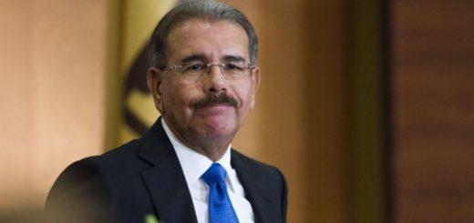 Danilo Medina, el presidente de República Dominicana