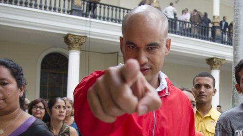 Hector Rodriguez pide que sean abiertas investigaciones contra Henrique Capriles