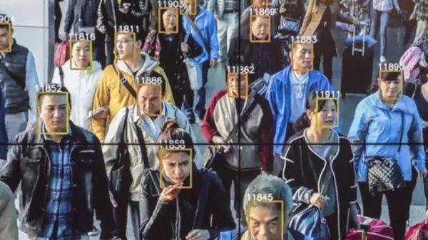 policía de china foto referencial