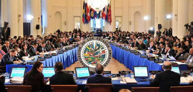 La Organización de los Estados Americanos (OEA)