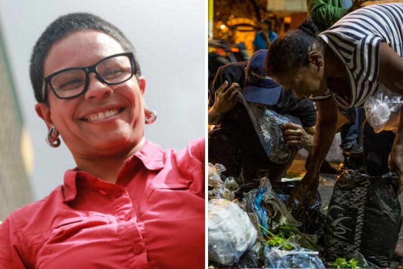 Erika-Farias-Gente-comiendo-basura