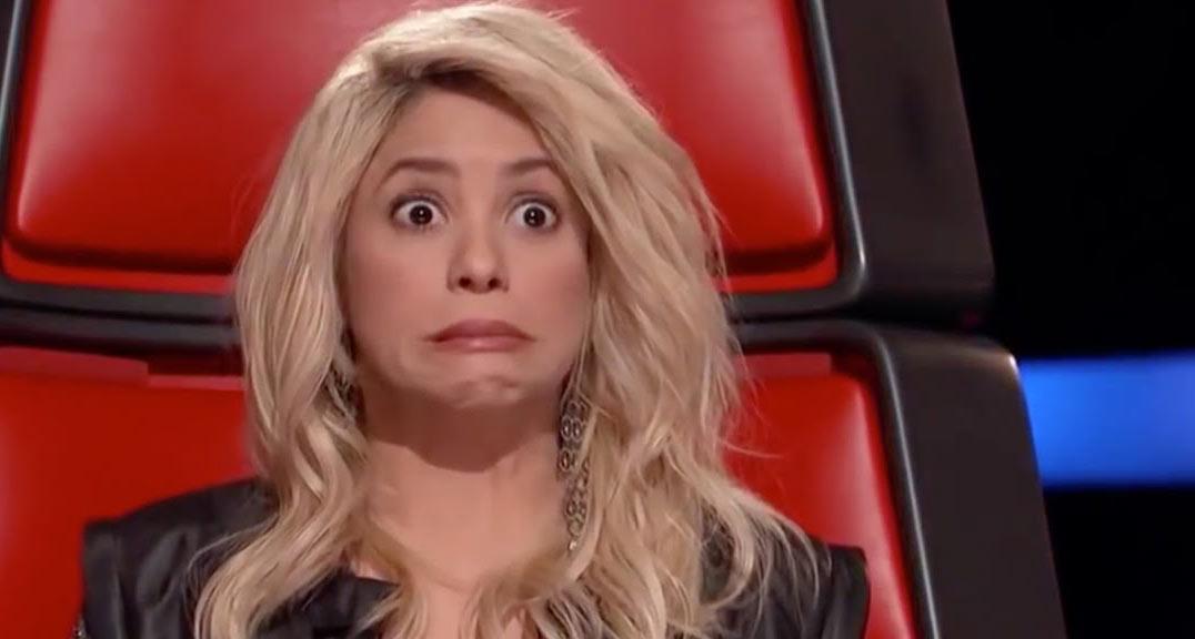 Shakira sufrió una hemorragia