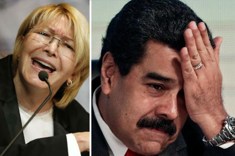 Luisa Ortega y Maduro