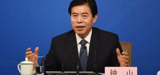 ministro-de-Comercio-de-China-Zhong-Shan