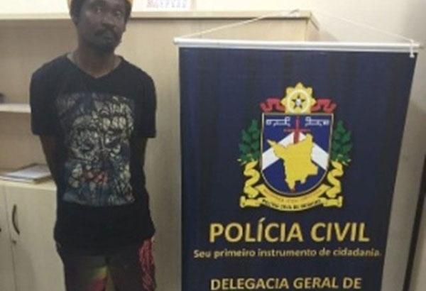 La respuesta del pirómano que intento quemar vivos a 13 venezolanos en Brasil