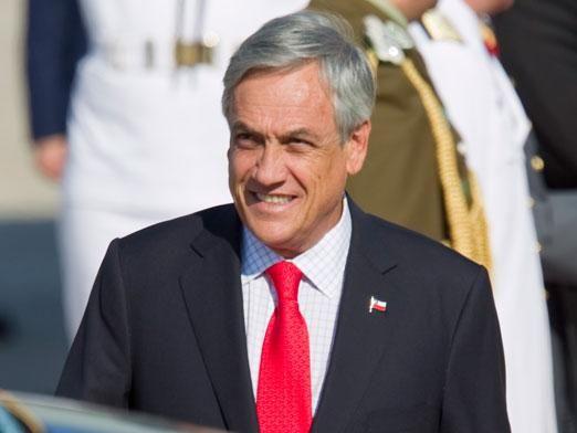 Chile le niega a Maduro asistir a toma de posesión de Piñera