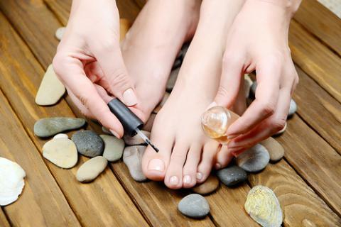 Tratamiento para pies contra hongos y mal olor