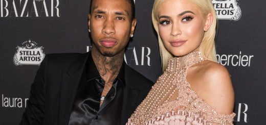 kylie  jenner  y Tyga