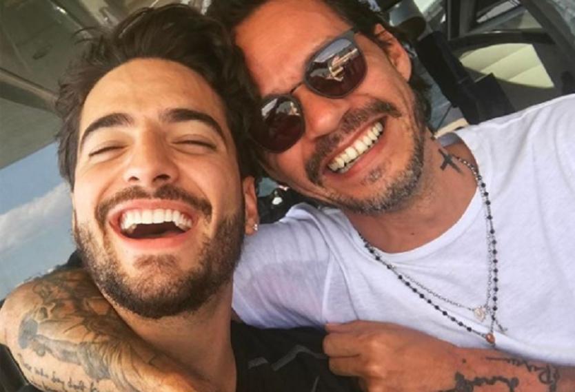 Marc Anthony y Maluma