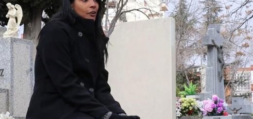 La periodista venezolana Michell Alejandra Vargas Rangel