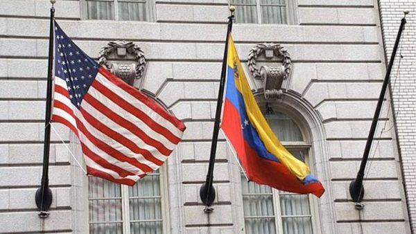 Estados Unidos/Venezuela