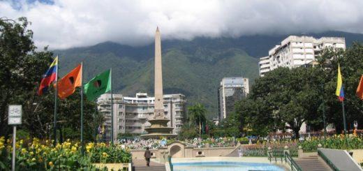 Plaza Altamira, Chacao. Caracas