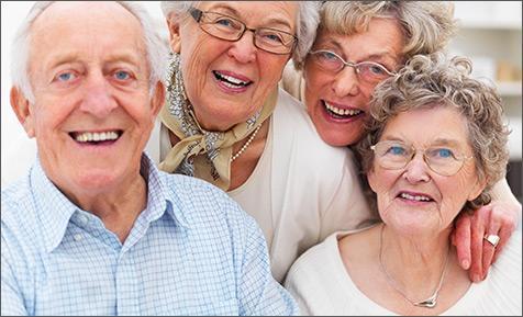 adultos pensionados