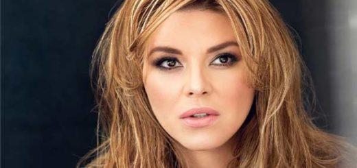 actriz y exreina de belleza, Alicia Machado l Miss Venezuela.