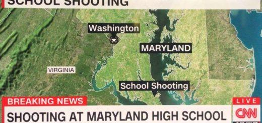 Maryland tiroteo