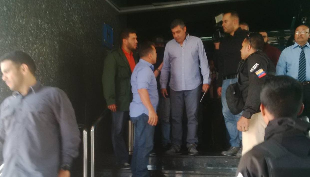 Miguel rodriguez torres detenido