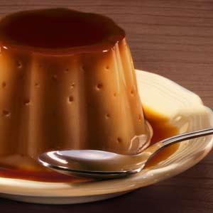 FLAN DE CAFE
