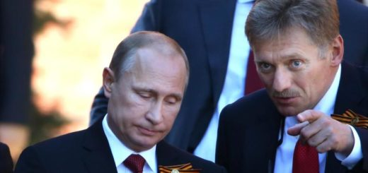 Portavoz de Putin y Putin