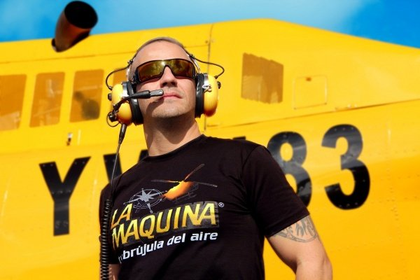El periodista Alejandro Cañizales
