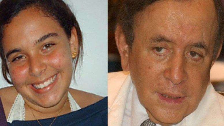 Edmundo Chirinos y Roxana Vargas