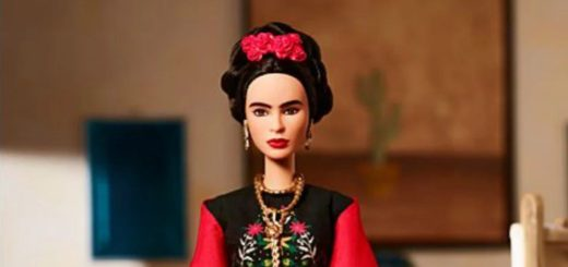 barbie de frida kahlo