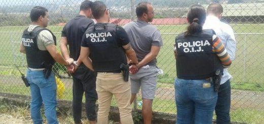 venezolanos detenidos