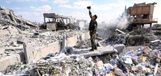 siria tras ataque