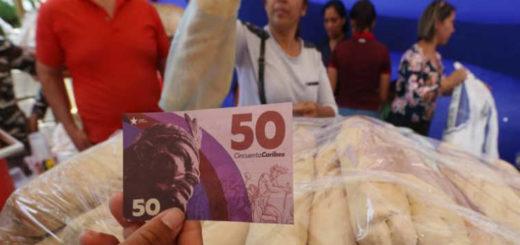 """el caribe la nueva moneda que se une al cono monetario """"comunal"""" del Gobierno"""