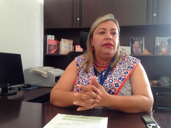 Saida Josefina Farfán Acosta, ex fiscal superior del estado Bolívar