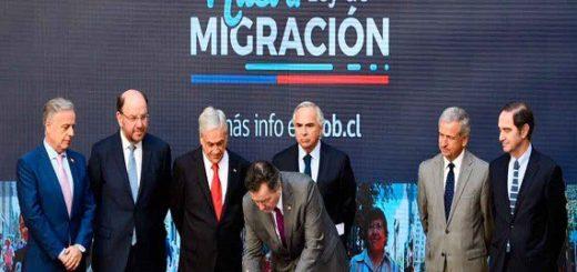 Nueva ley de migracion