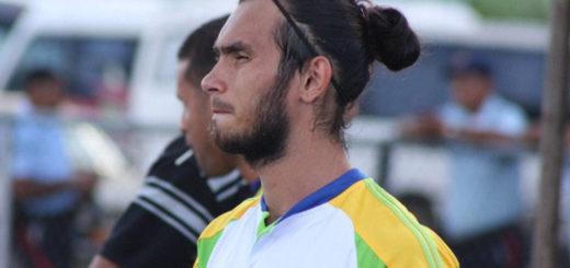 Maikol Vivas,  futbolista del Ureña Sport Club