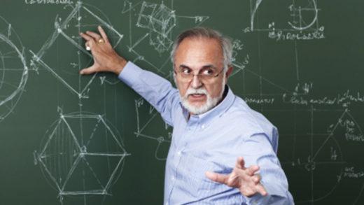 Profesor exigente