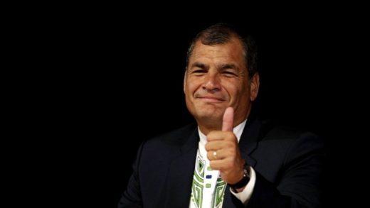 Fotografia de Rafael Correa
