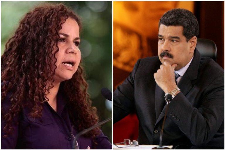 """El """"consejito"""" de Iris Varela a Maduro: """"Que se cuide de quien tenga visa  norteamericana"""" (+Video) - NotiTotal"""