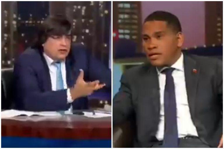 El Toma Y Dame Entre Leocenis Garcia Y Jaime Bayly En Su Programa Video Notitotal 501,059 likes · 23,345 talking about this. notitotal