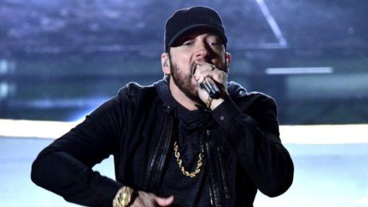 Eminem en la Gala de los Óscar