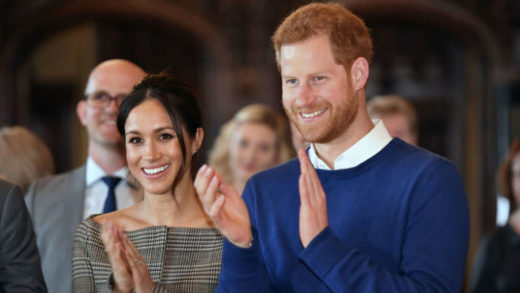 Meghan y Harry regresarán a Inglaterra
