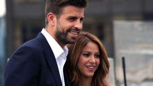 Shakira y Piqué en encuentro romántico